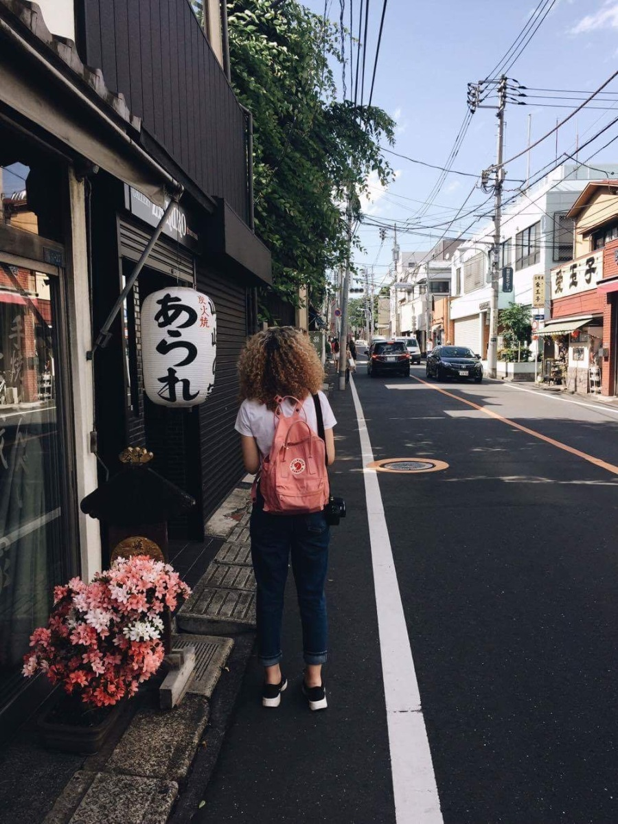 A Curly Girl in Japan - Following Your Own Path